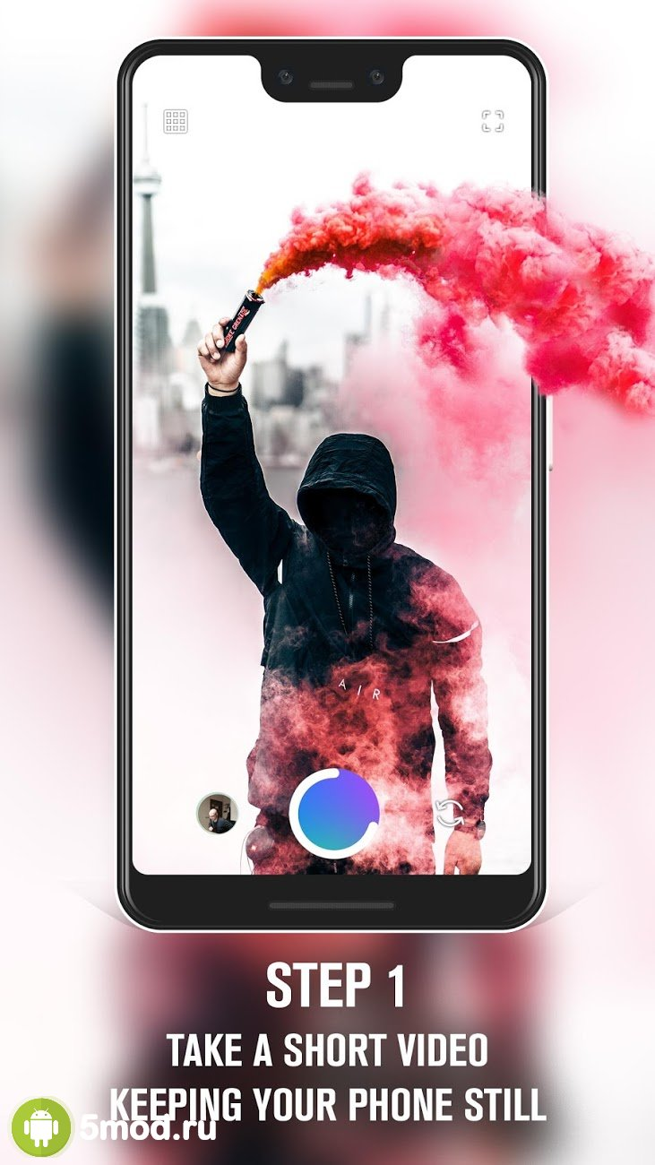 Loopsie - Motion Video Effects & amp; Living photos