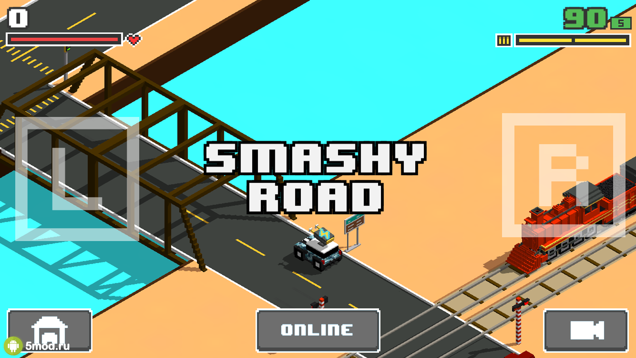 Smashy Road: Arena