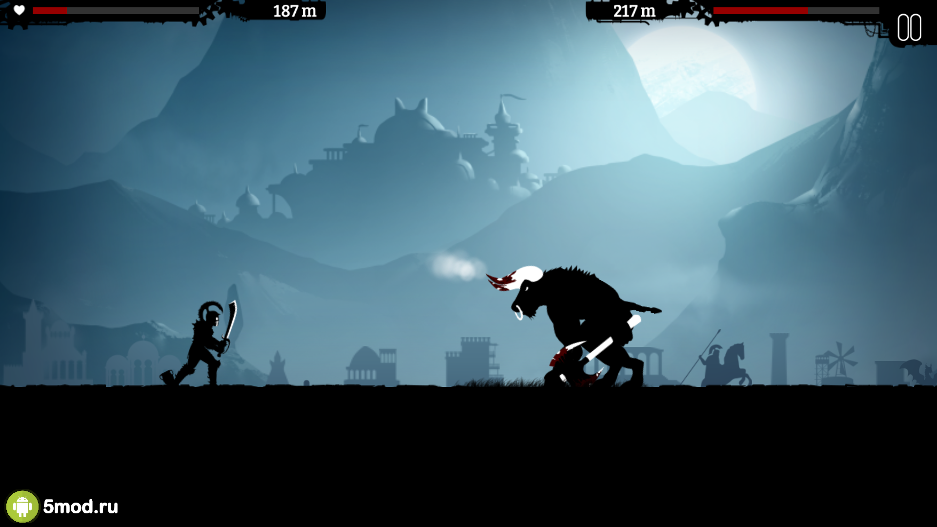 Dark Lands: Combat Runner