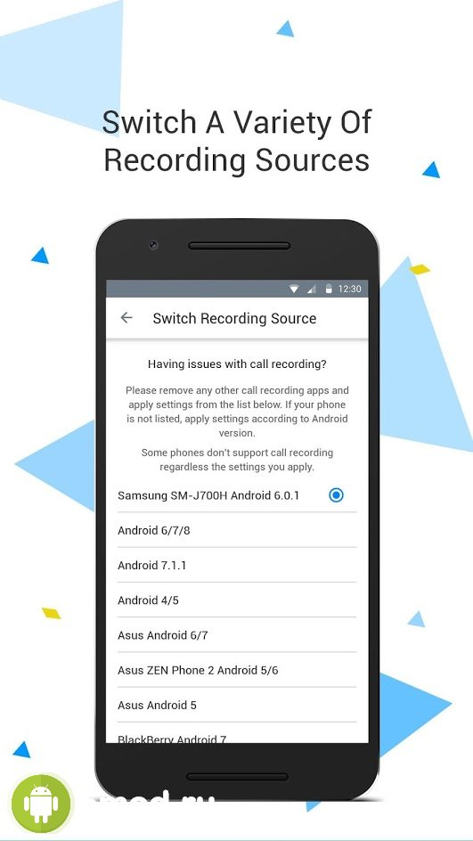 Automatic Call Recorder - Call & amp; Voice recorder
