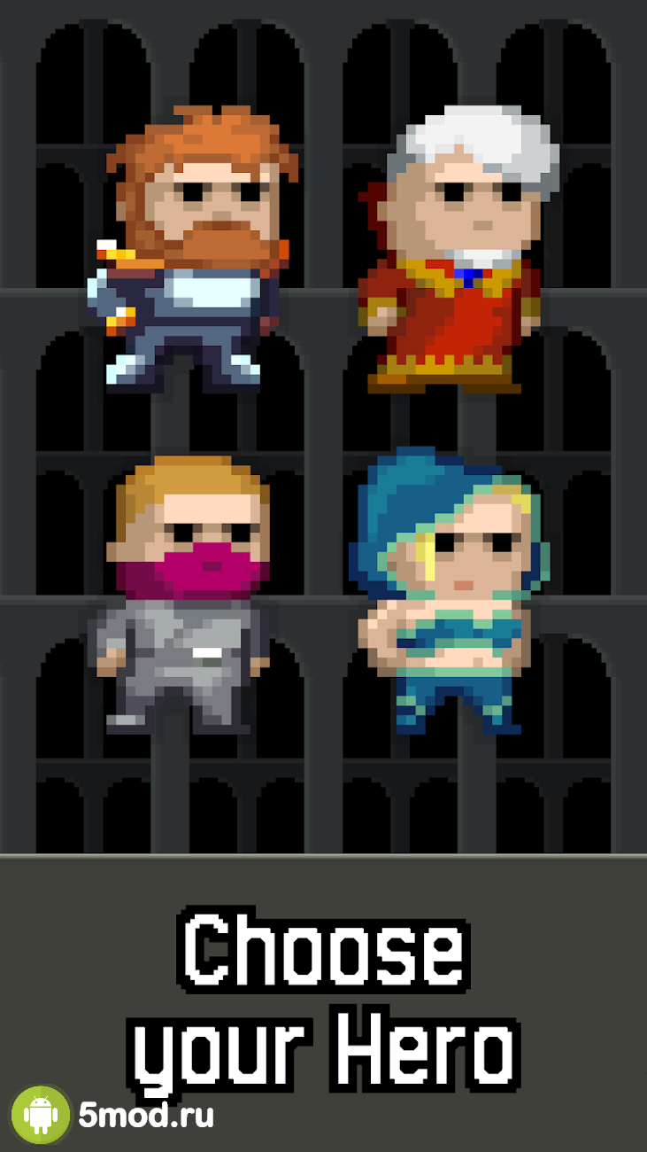 Shattered pixel dungeon