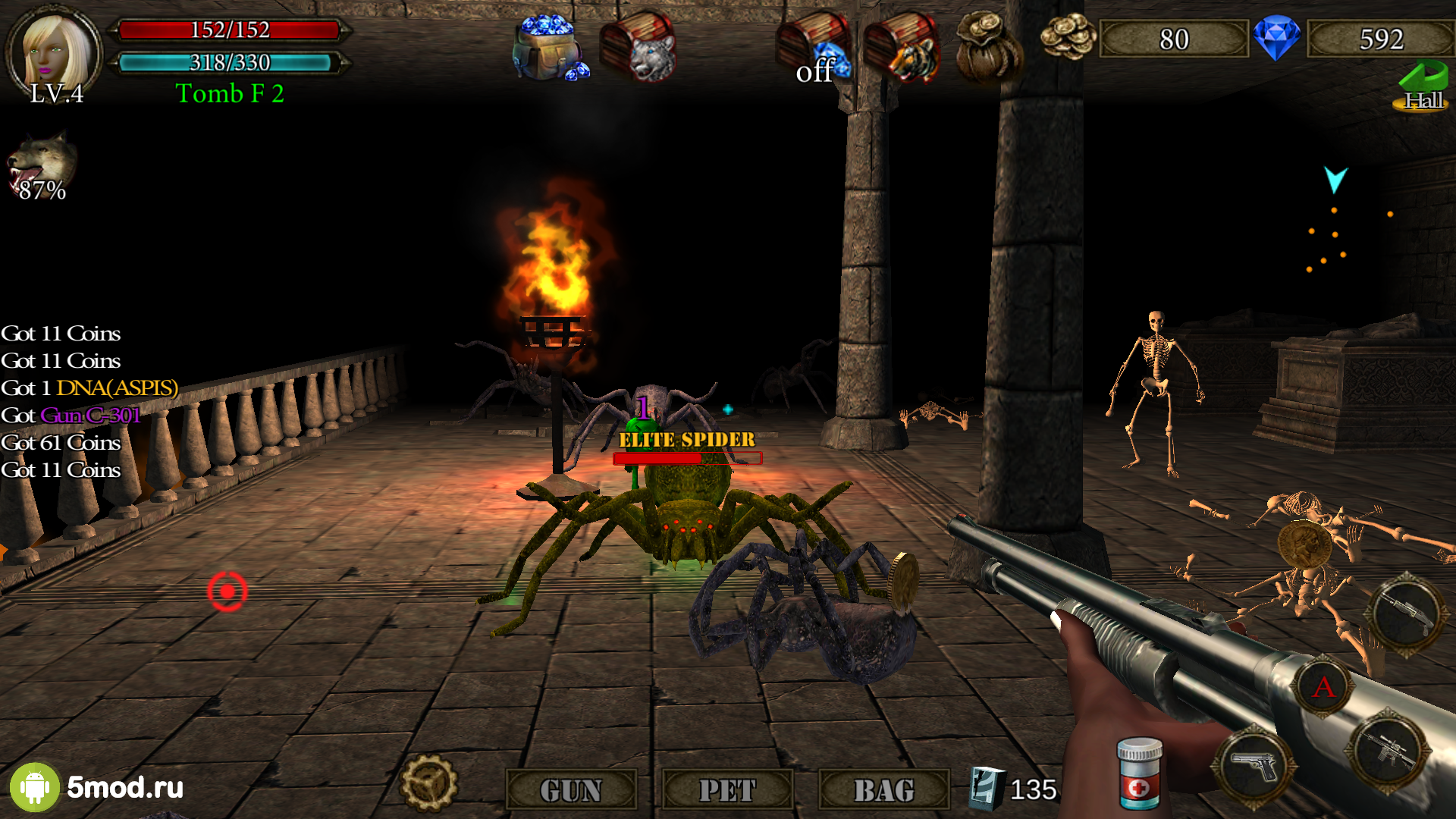 Dungeon Shooter V1.2: Before New Adventure