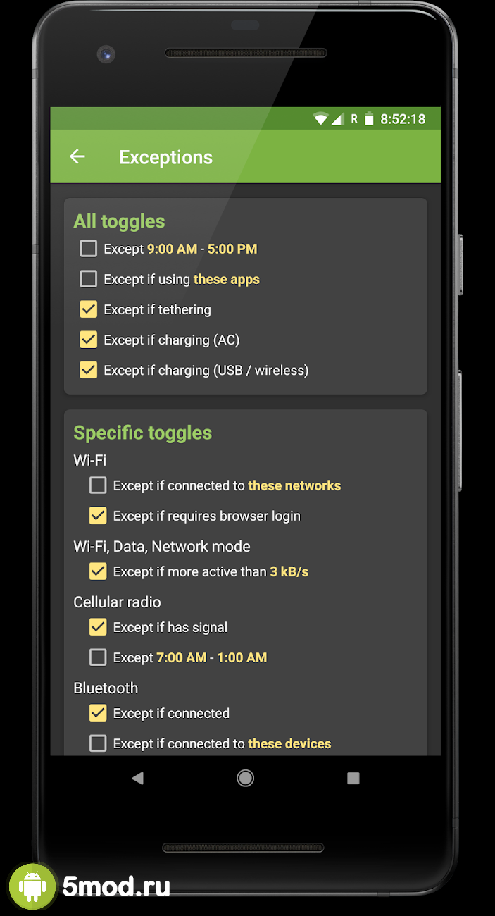 LeanDroid Most Advanced Battery Saver