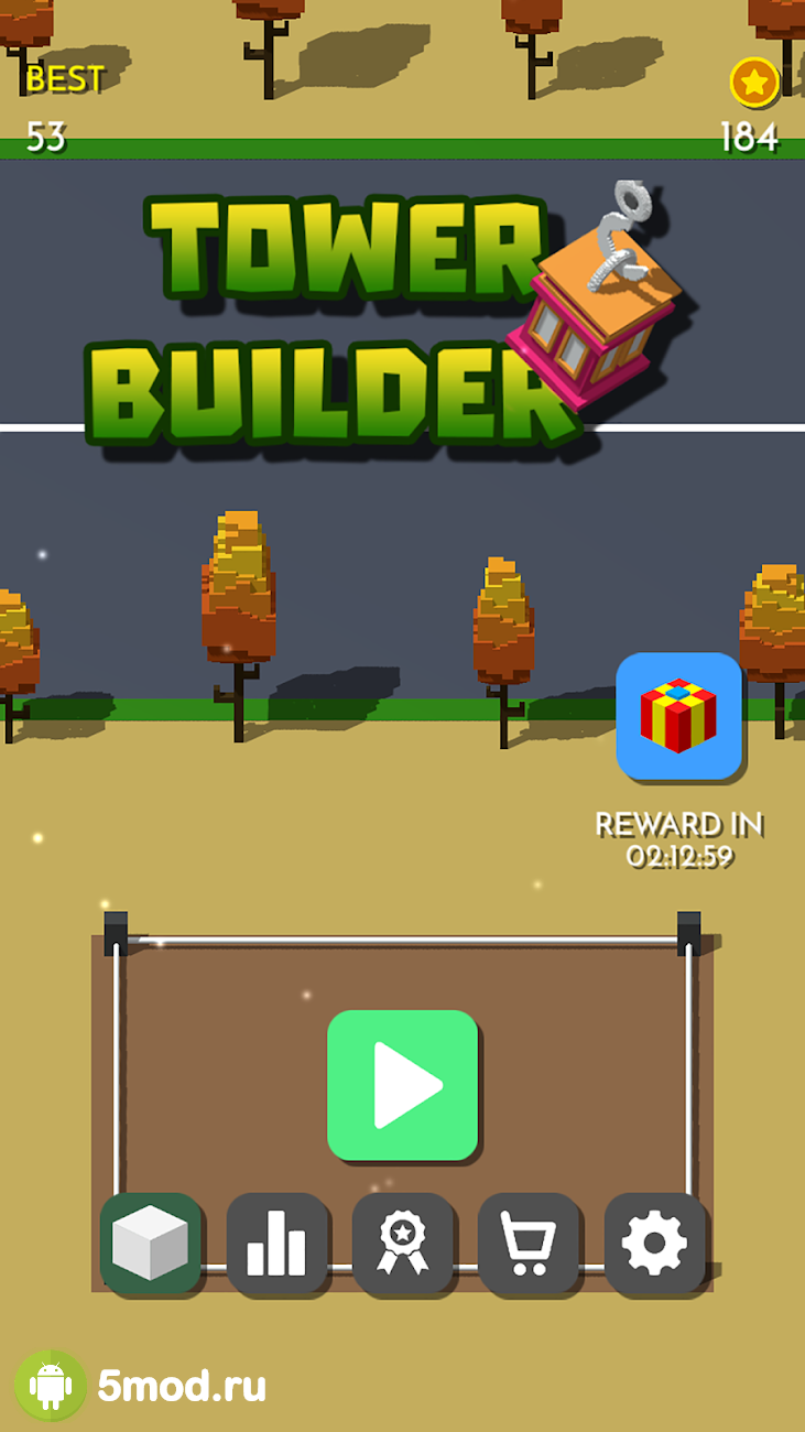 Tower Builder - Stack them up