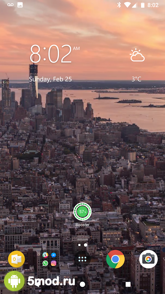 SuperWall Video Live Wallpaper