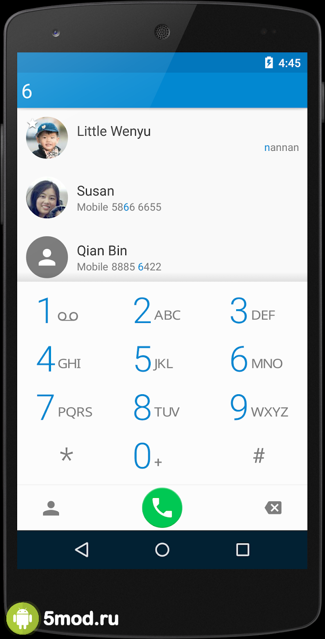 ExDialer - Dialer & amp; Contacts