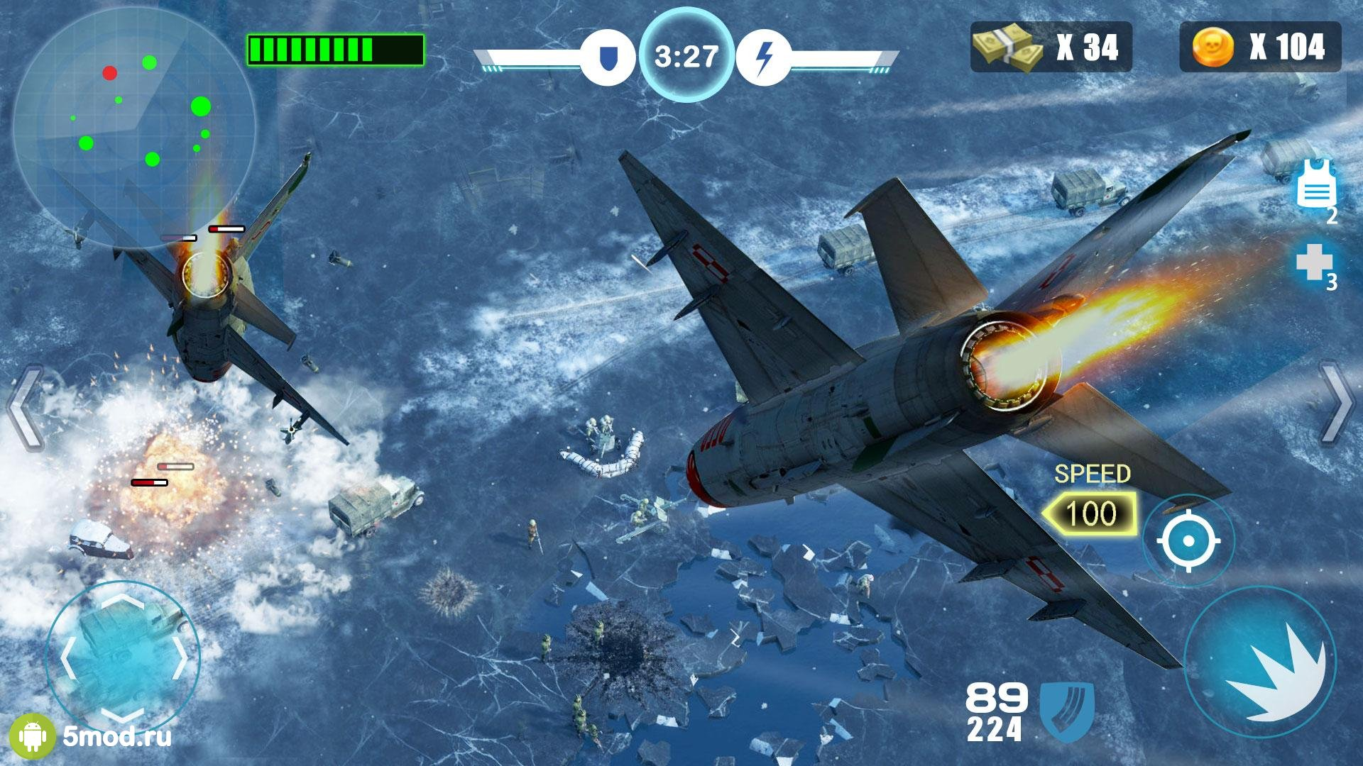 Air Fighter War - New recommended Thunder Shooting