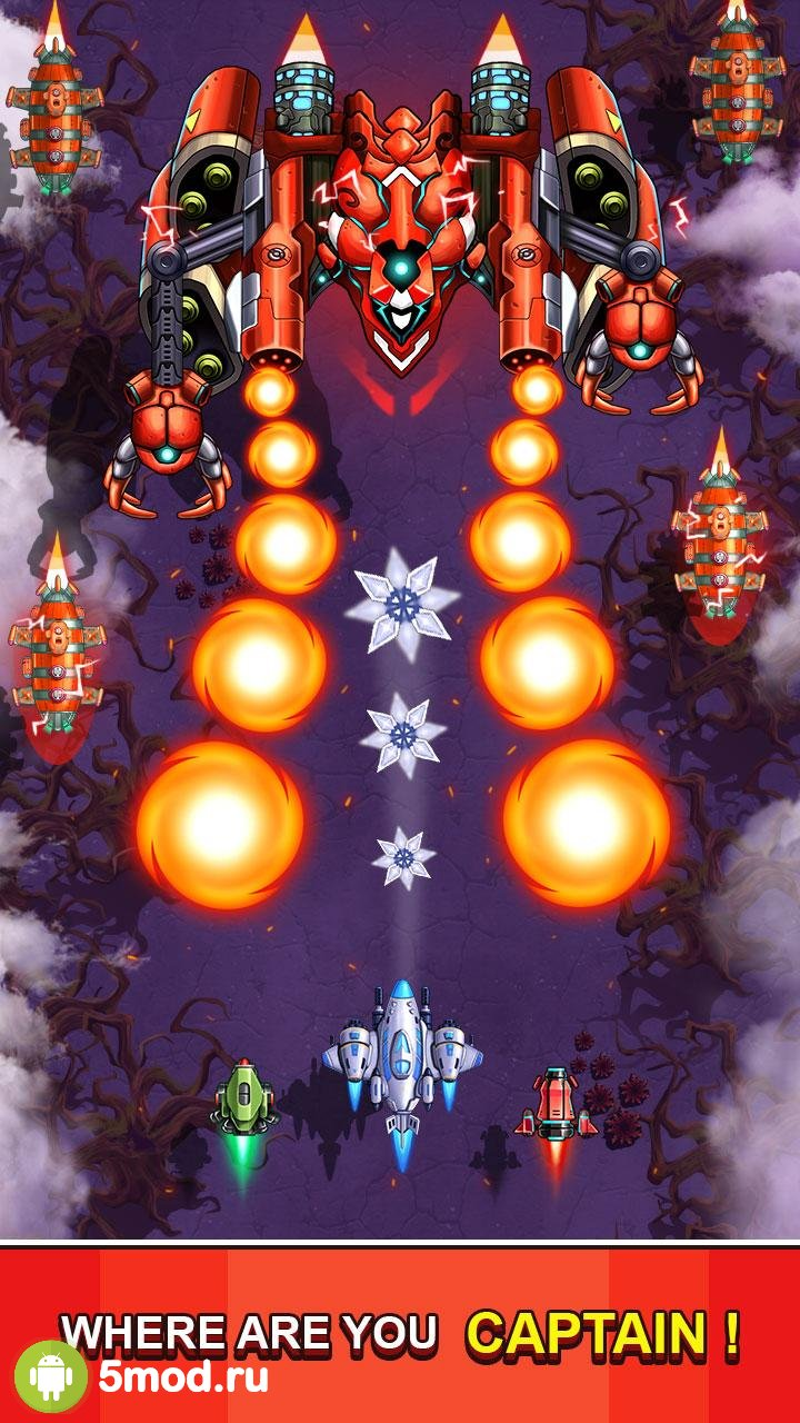 Space Squad: Galaxy Attack