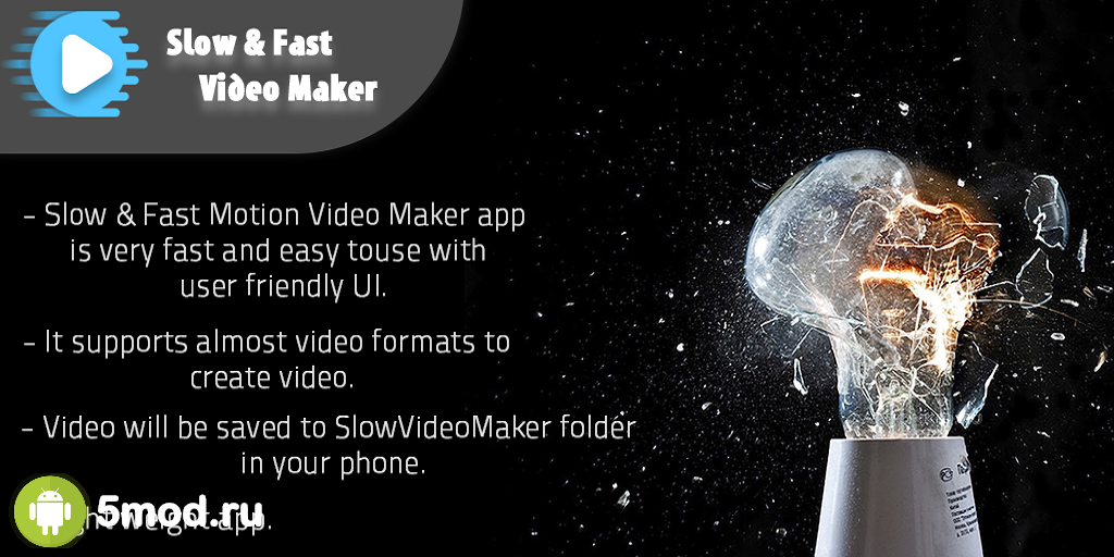 Slow Fast Video Editor