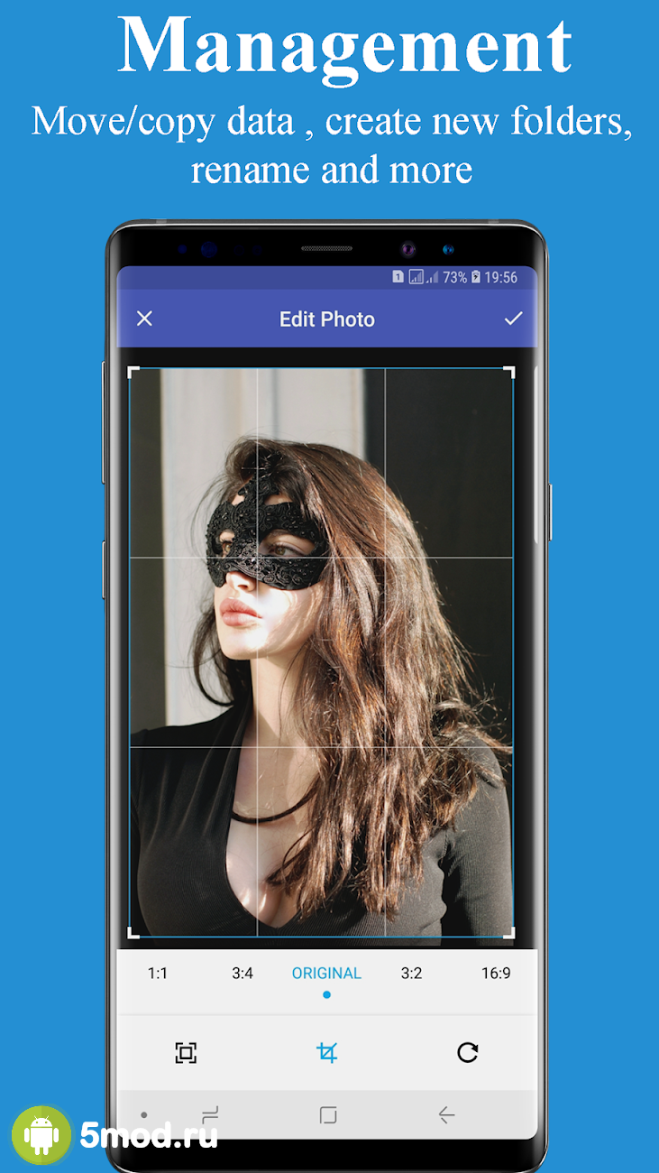 Quick Gallery: Beauty & amp; protect image and video