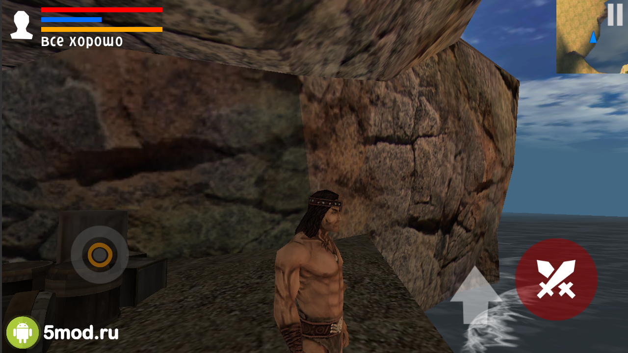 Barbarian Gothic Old School 3D Action RPG