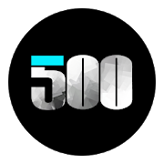 500 fonts: Text on Photos & amp; Graphic design