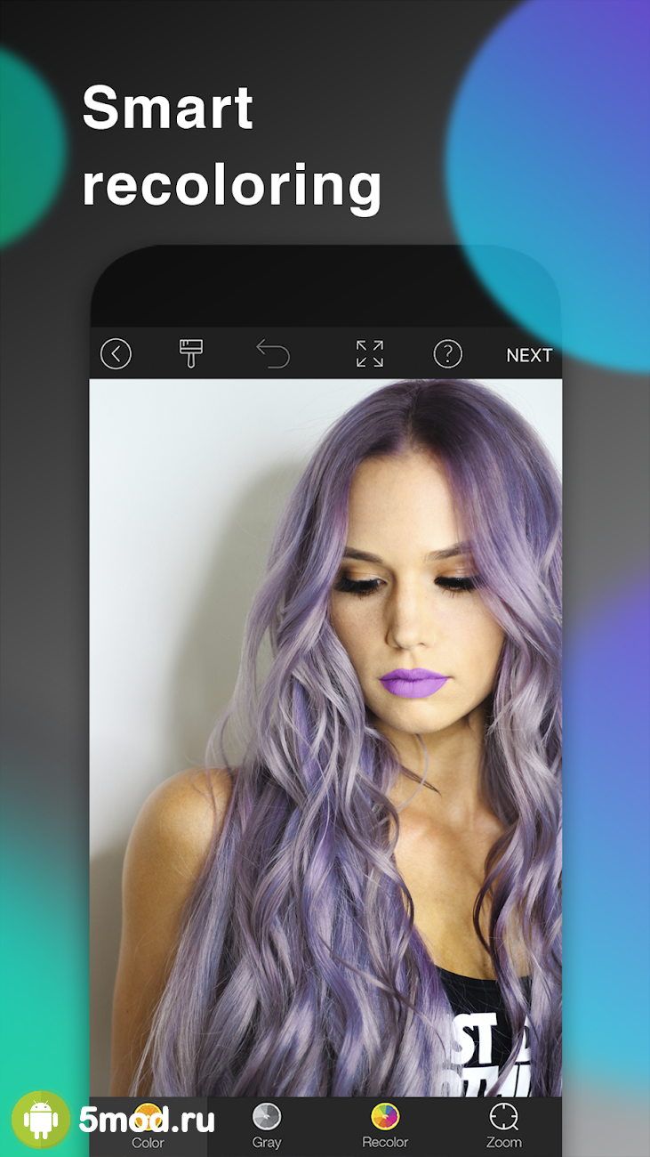 Color Pop Effects: Black & amp; White photo editor