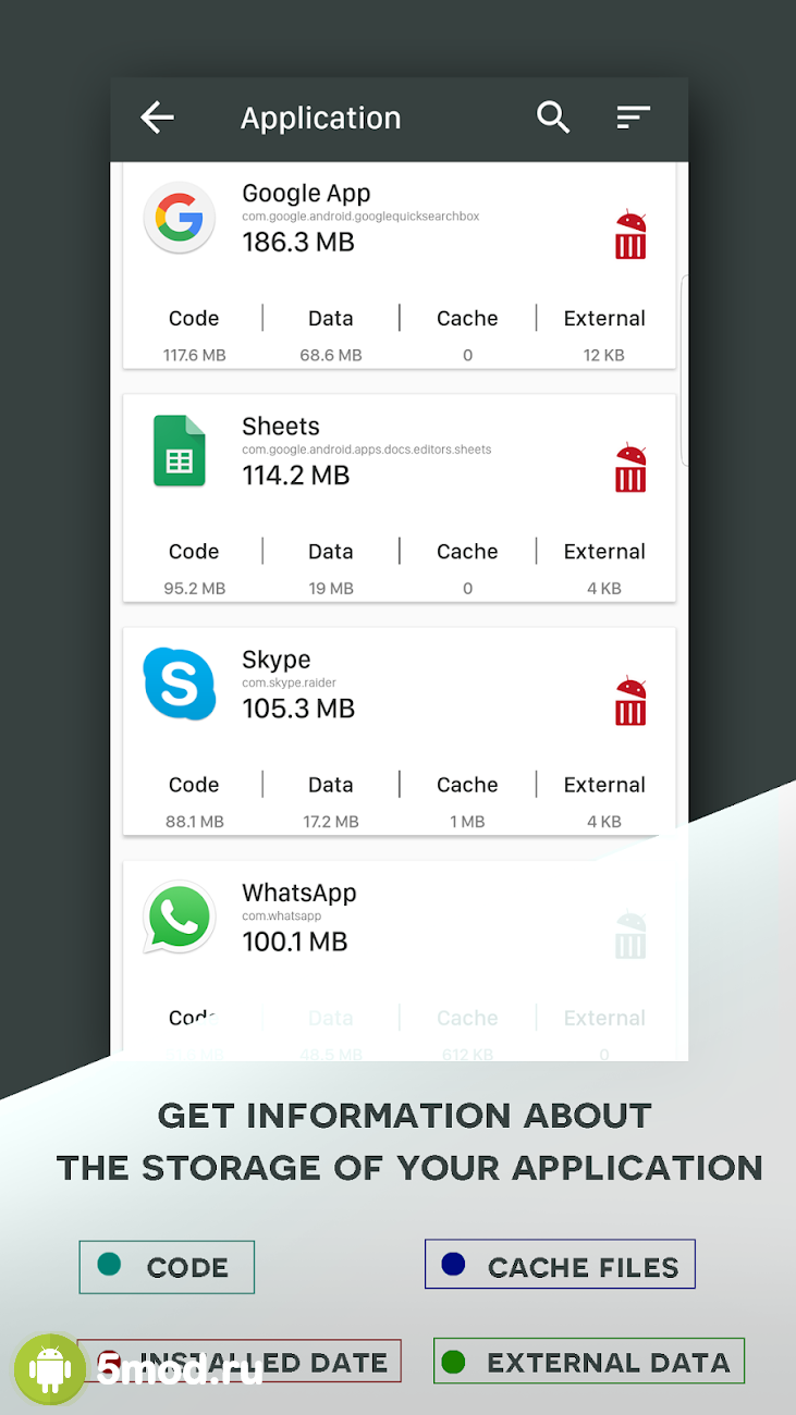Mobile Storage Analyzer: Save Space Memory Cleaner