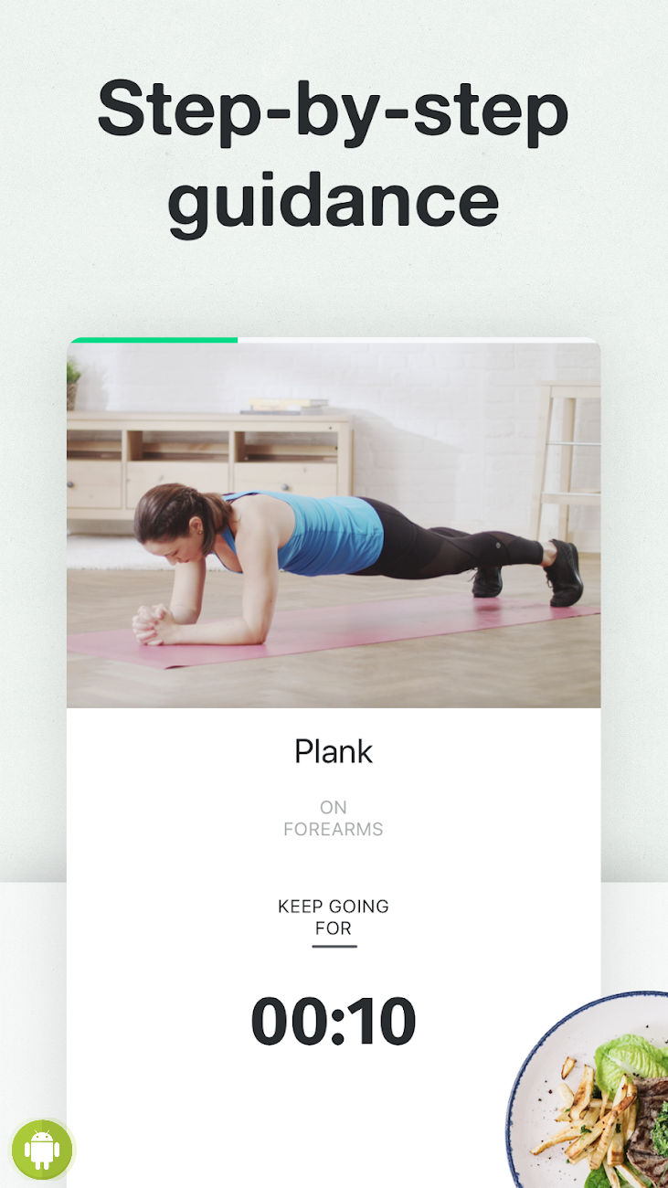 8fit Workouts & amp; Meal planner