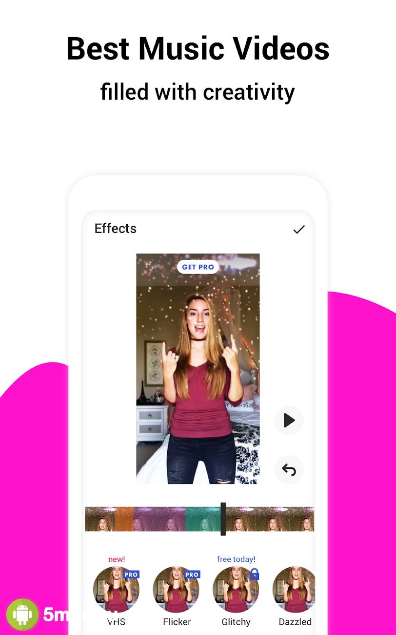 Funimate: Music Video Clip Editor to be Video Star