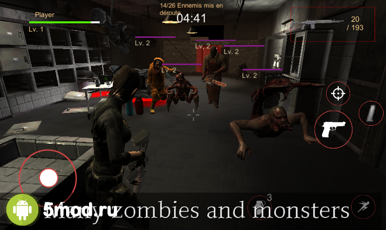 Evil Rise: Zombie Resident - Third Person Shooter