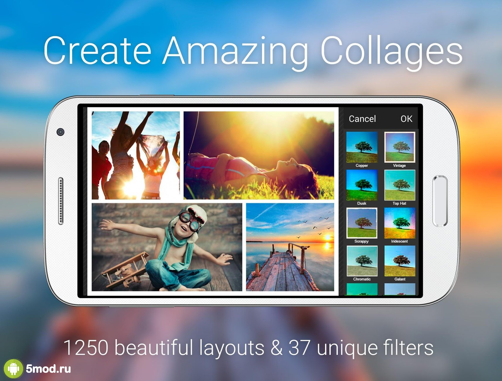 piZap Photo Editor, Design Tool, Collages & amp; Memes