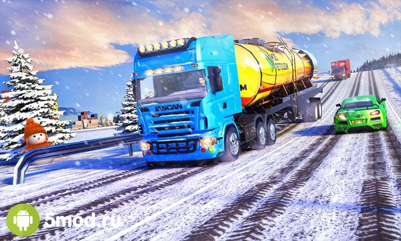 Euro Truck Driving Simulator Truck Transport Games