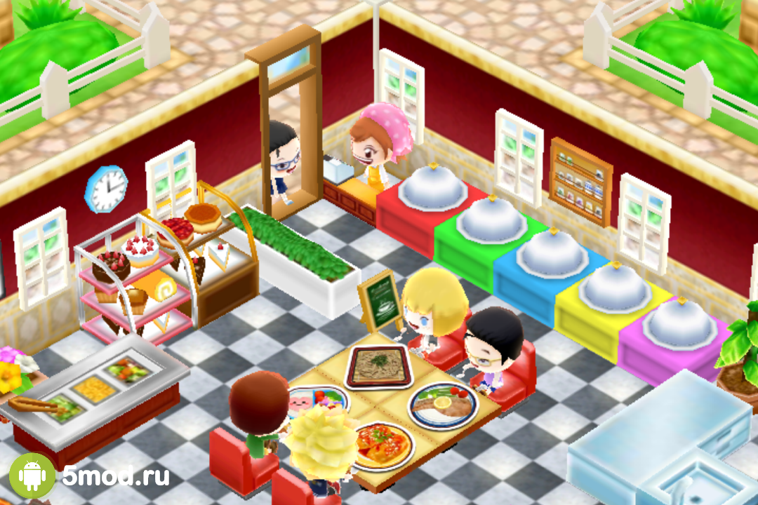 COOKING MAMA Let's Cook
