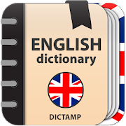 Dictamp English dictionary - offline