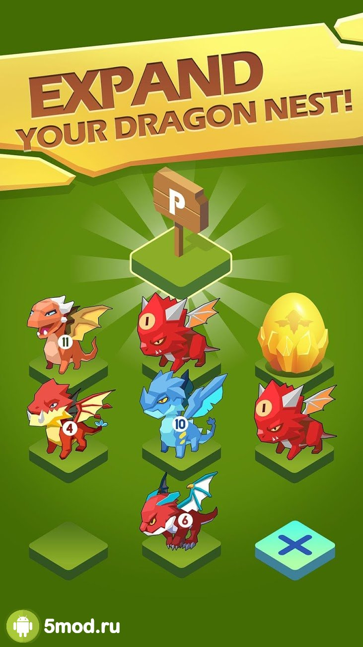MeDragons - Clicker & amp; Idle game