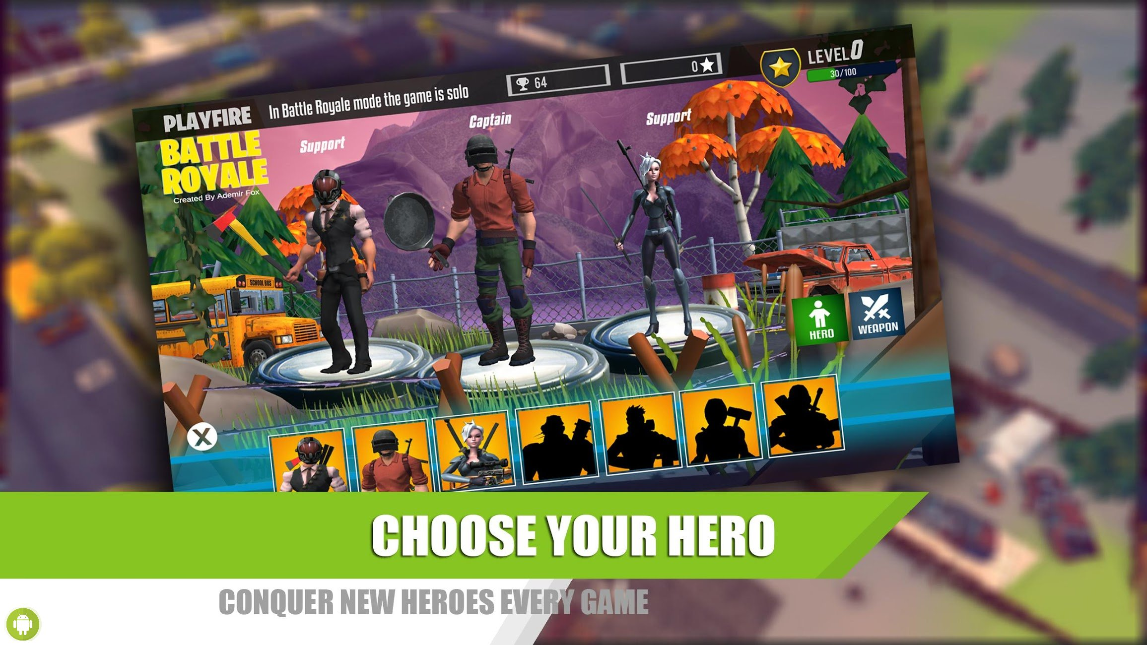 Play Fire Royale - Free Online Shooting Games