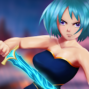 Blades of Fantasy - Sword Fighting Anime Game