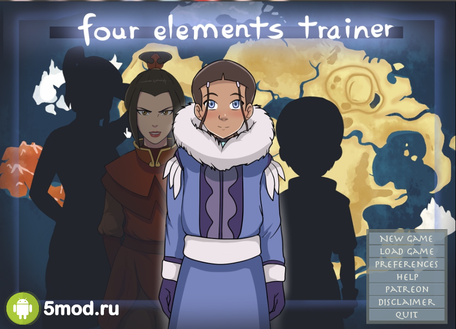 Four Elements Trainer (18+)