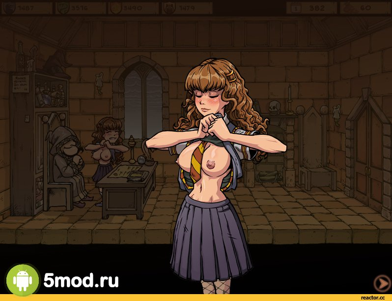 Witch Trainer - Silver Mod (18+)