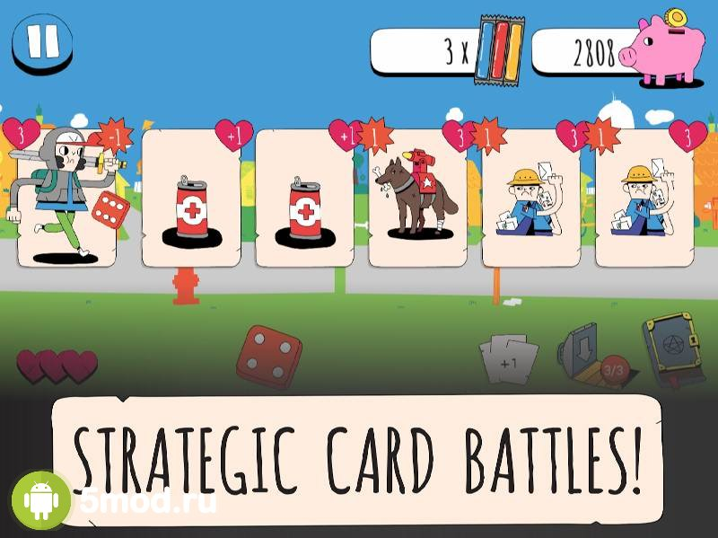 Knights of the Card Table - Dungeon Crawler