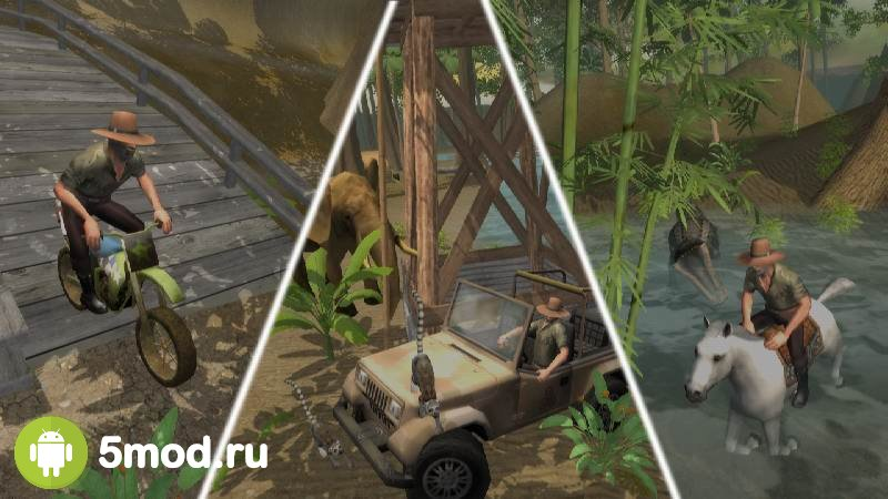 4x4 Safari: Online Evolution