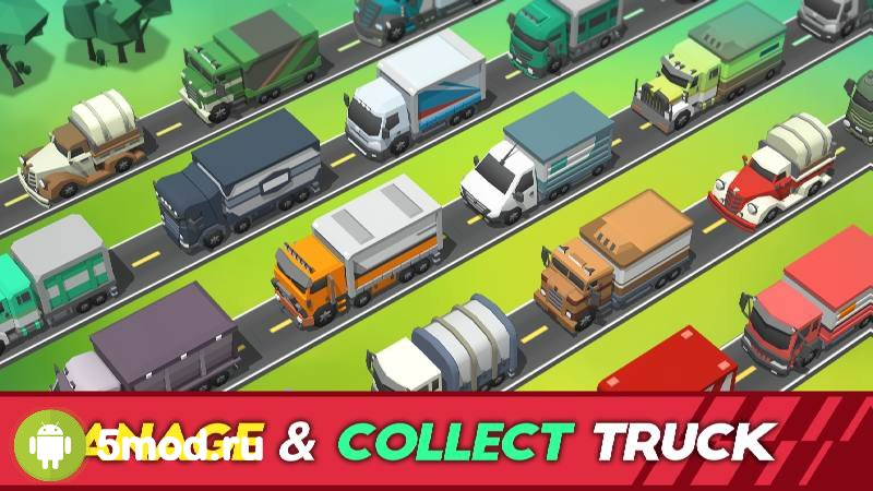 Transport Inc. - Idle Trade Management Tycoon Game