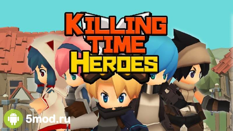 Killing Time Heroes - The RPG -