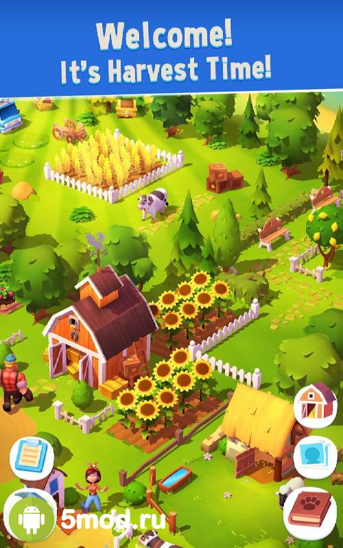 FarmVille 3 - Animals