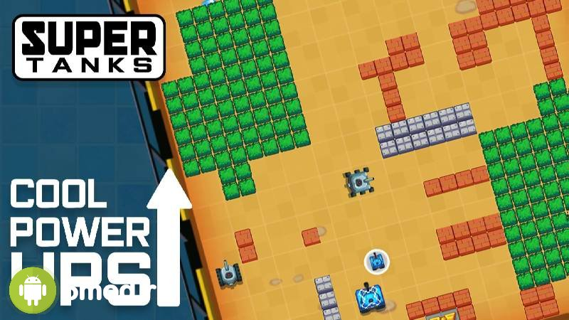 Super Tank Stars - Arcade Battle City Shooter