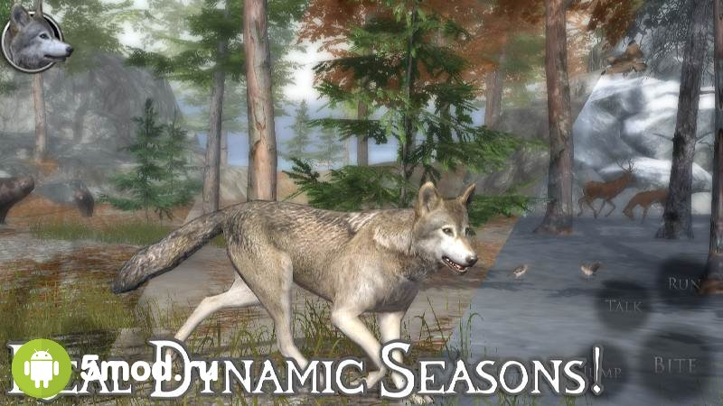Ultimate Wolf Simulator 2