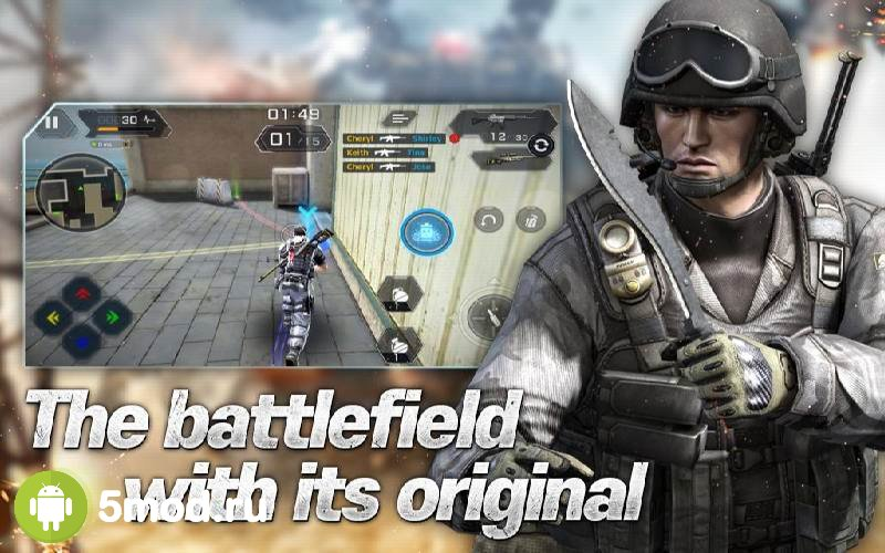 SPECIAL FORCE M: BATTLEFIELD TO SURVIVE