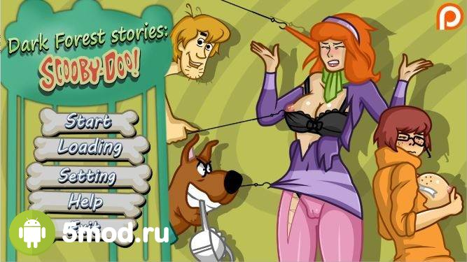 Dark Forest Stories Scooby-Doo (18+)