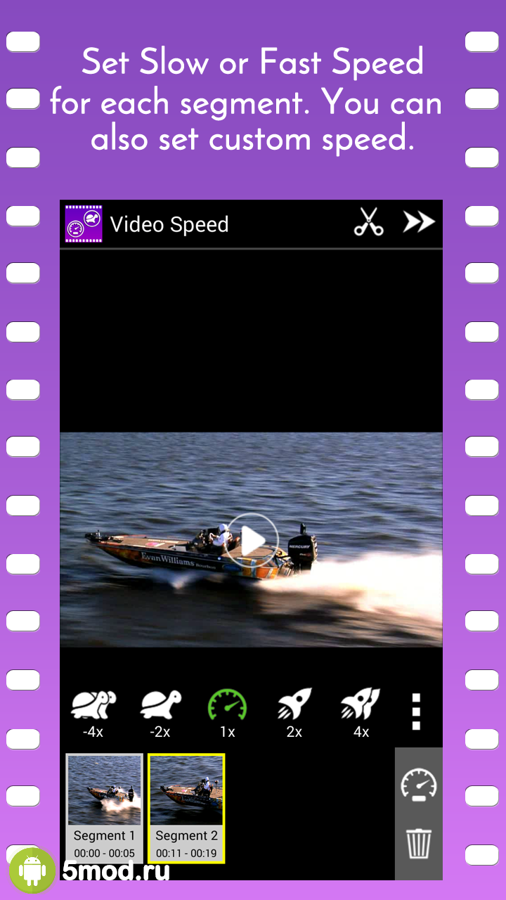 Video Speed Slow Motion & amp; Fast