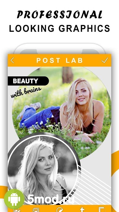 PostLab: Designer Collages, Posters, Layouts