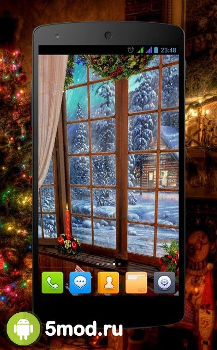 Waiting for Christmas PRO Live Wallpaper