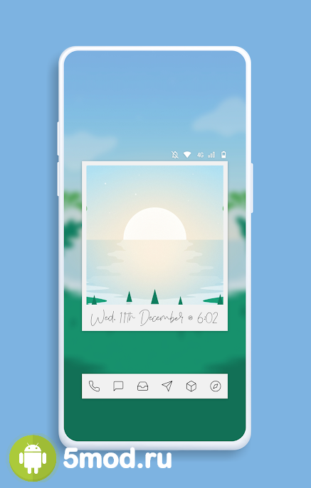 Poladroid for KLWP