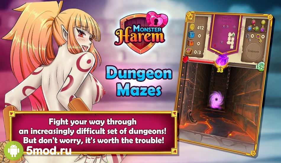 Monster Harem (18+)