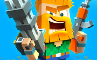 Pixel Arena Online: Blocky PvP Multiplayer Shooter Mod APK 2020 for Android – new version