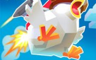 Jetpack Chicken: escape from the chicken coop! Mod APK 2020 for Android – new version