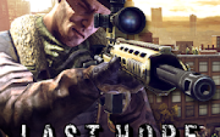 Last Hope Sniper – Zombie War Mod APK 2020 for Android – new version
