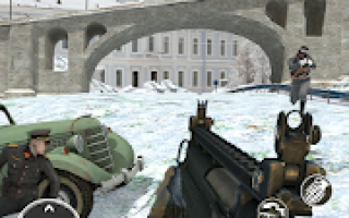 American vs German War Shooter: World War FPS Mod APK 2021 for Android – new version