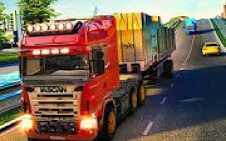 Euro Truck Driving Simulator Truck Transport Games Mod APK 2021 for Android – new version