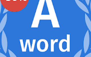 Aword: learn English and English words Mod APK 2021 for Android – new version